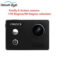 Hawkeye Firefly 8 2160P 90 Degree //170 Degree Wide Angle Blue&tooth WiFi HDR FPV Action Camera Built in Microphone Replace 7SE