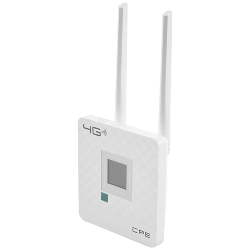 Cpe903 3G/4G Portable Hotspot Lte Wifi Router Wan/Lan Port Dual External Antenna Unlocked Wireless Cpe Router With Sim Card Slot