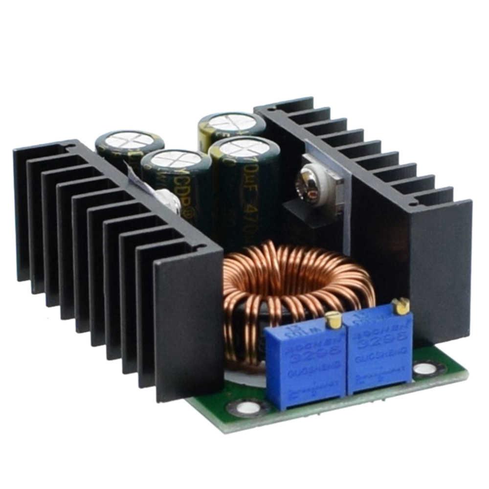 DC/DC réglable 0.2-10A 300W abaisseur convertisseur 7-32V à 0.8-28V Module d'alimentation LED pilote pour Arduino