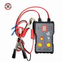 ¡Producto en oferta! Probador de inyectores de coche, bobina de encendido, multímetro Digital, probador Profesional de inyectores de combustible, potente sistema de combustible