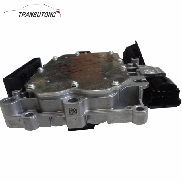 DQ500 DL501 0B5 TCU Tested 156E 156F 156D Auto 7 Speed Transmission Contorl Unit TCM for AUDI Refurbished