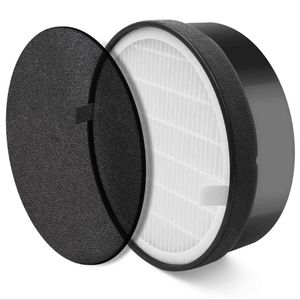 Image 5 - 2 Packs air purifier replacement filter for Levoit LV H132 , Activated Carb Filters Removes Odors & Captures 99.7% of Allergens