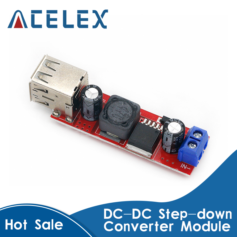 Lm2596s Converter DC DC Converter Step Down Adjustable Swtiching dip switch