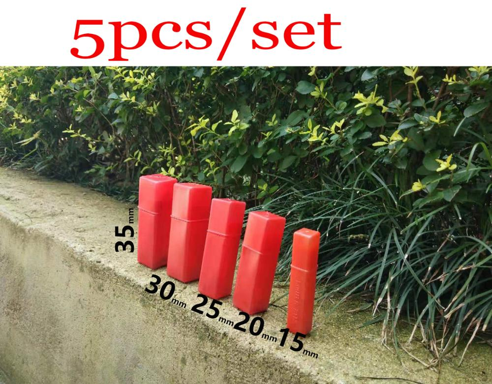 Factory Wholesale 5pcs Hand Tools Forstner Auger Drill Bit Woodworking Hole Saw Wooden Wood Cutter Dia 15 20 25 30 35mm