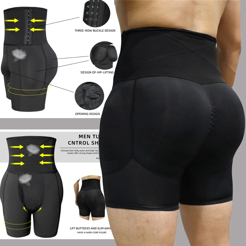 Tummy Control Bum Lift Enhancer Booster Booty Trasero Levantador Shaper Shapewear Reino Unido