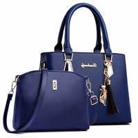 Moda mulher saco conjunto bolsa feminina e bolsa de quatro peças bolsa de ombro tote bolsa mensageiro saco composto saco transporte da gota