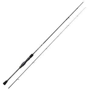 Image 5 - 2019 NEW MUGENKAI Spinning fishing rod UL lure rod Carbon Fiber Fishing Rod Fuji Guides 0.8 5g Lure Weight 1.77M 2.07M Length