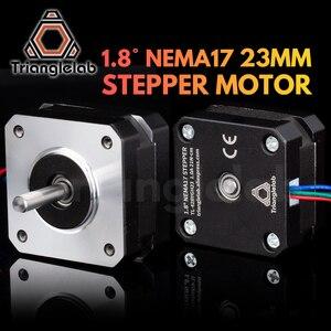 Image 1 - Trianglelab titan Stepper Motor 4 lead Nema 17 23mm 42 motor 3D printer extruder for J head bowden reprap mk8