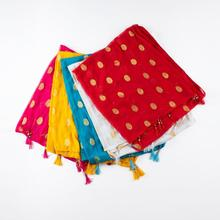 5 Colors Classical India Sarees Woman Fashion Ethnic Styles Sarees Spring Summer Scarf Comfortable Embroidery Shawl