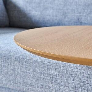 Image 5 - Padroni di casa Mobili Tavolo Rotondo Tavolino per Soggiorno Piccolo Comodino Design del Tavolo Tavolino Sofaside Minimalista Piccola Scrivania