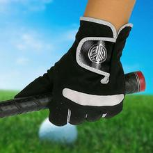 Men's Left And Right Hand Can Choose Ultra-thin Wear-resistant Gloves Woven Golf B9Z1