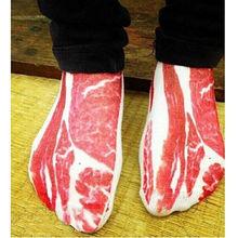 Хлопковые винтажные носки унисекс в стиле ретро для женщин и мужчин с 3D принтом; забавные повседневные короткие носки с изображением животных
