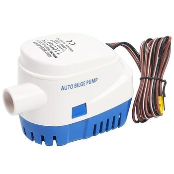 Automatic Submersible Boat Bilge Pumps 12V/24V 1100GPH Auto Water Pump LG-1006