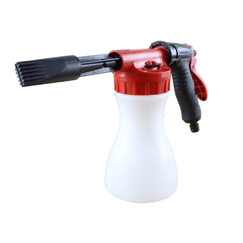 1000ml Car Washing Foam Bottle Car Cleaning Washing Snow Foamer Lance Car Water Soap Shampoo Sprayer Spray Foam