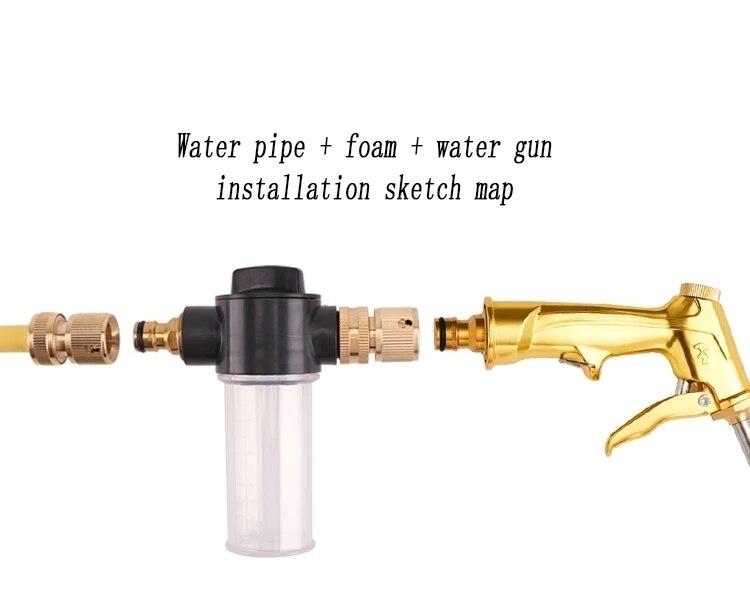 Pistolas de água p/ jardim