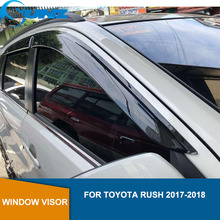 Window Shield Cover For Toyota RUSH 2017-2018 Sun Shade Awnings Shelters Guards For Toyota RUSH 2017 2018 SUNZ