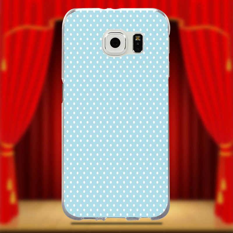 부드러운 tpu 실리콘 휴대 전화 케이스 삼성 갤럭시 s2 s3 s4 s5 미니 s6 s7 가장자리 플러스 s8 s9 플러스 쉘 민트와 골드 욕실