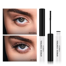 Waterproof Fine Fiber Bottom Lash Mascara Long Lasting Curling Smudge-proof Thin Head Eyelash Extensions