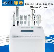 8 in 1  facial machine Skin Energy Activation Instrument  Current Facial Machine Multi-Functional Beauty Equipment