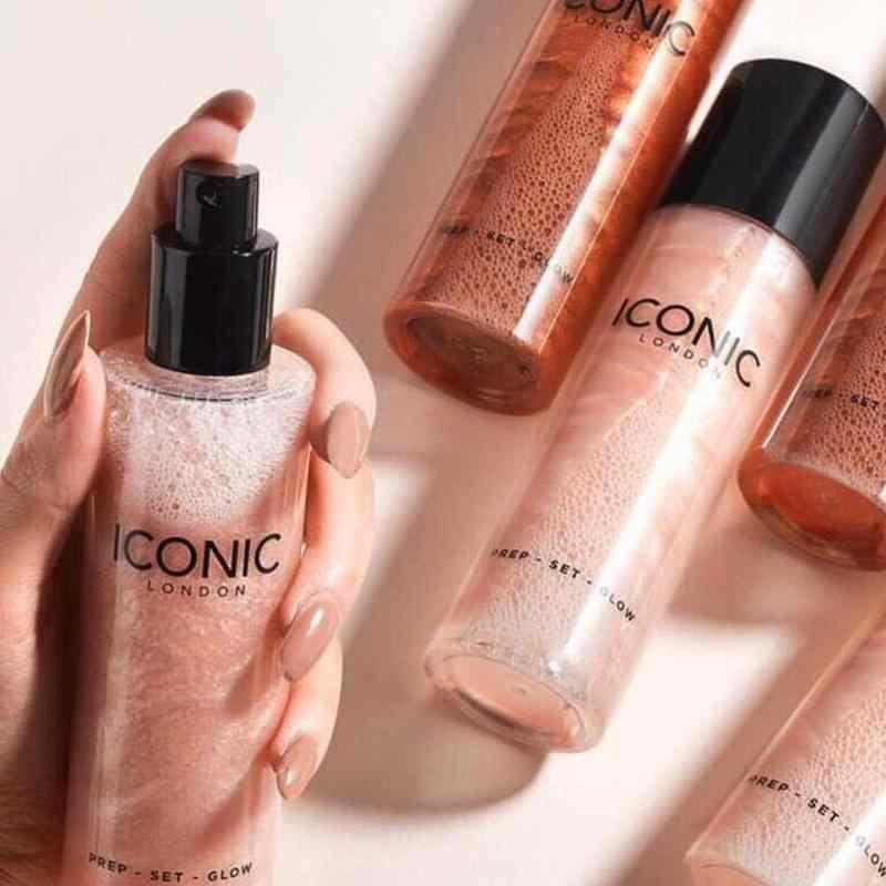 Bronzer Highlighter Flüssigkeit Einstellung Spray Beleuchtung Gesicht Shimmer langlebige Erhellen Glow Gesicht Glow Highlighter Make-Up Gesicht