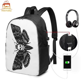 Silence Of The Lambs Backpack Silence Of The Lambs Backpacks High quality Man - Woman Bag Multi Pocket Bags