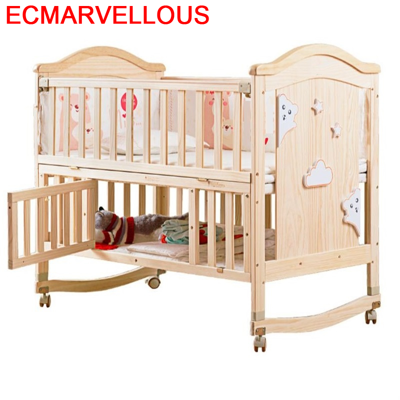 Bambini Lozko Dla Dziecka Dormitorio Furniture Cama Infantil Menino Girl Children's Wooden Lit Chambre Enfant Kinderbett Kid Bed