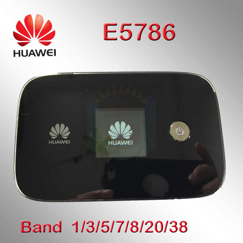 Unlocked Huawei E5786s-32a 4G Wifi Router E5786 Lte Cat6 300Mbps 4G Mifi Router Dongle 4G Pocket wifi Dongle
