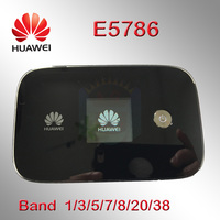 Desbloqueado Huawei e5786s-32a 4g wifi router e5786 LTE Cat6 300Mbps 4g MiFi router dongle 4g pocket Wifi dongle