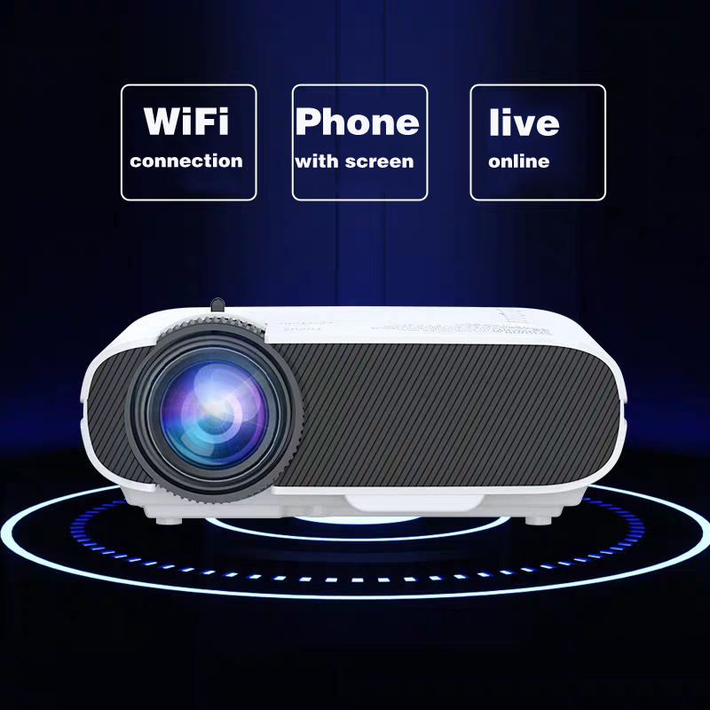 Mini Projector Led Projector Laser Project Or Pocket Projector Portable Projector 4K Projector