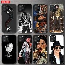 Coque souple en TPU pour iPhone, compatible modèles 6, 6S, 7, 8, 11, 12 Pro Max, X, XR, XS MAX, 5s, SE, 2020
