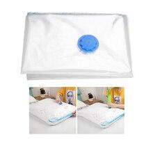 5 шт. вакуумные пакеты для хранения противопаразитный мешок для одежды, складные сумки, герметичные сумки для экономии пространства, пакет для одеяла, одежда, одеяло, Органайзер