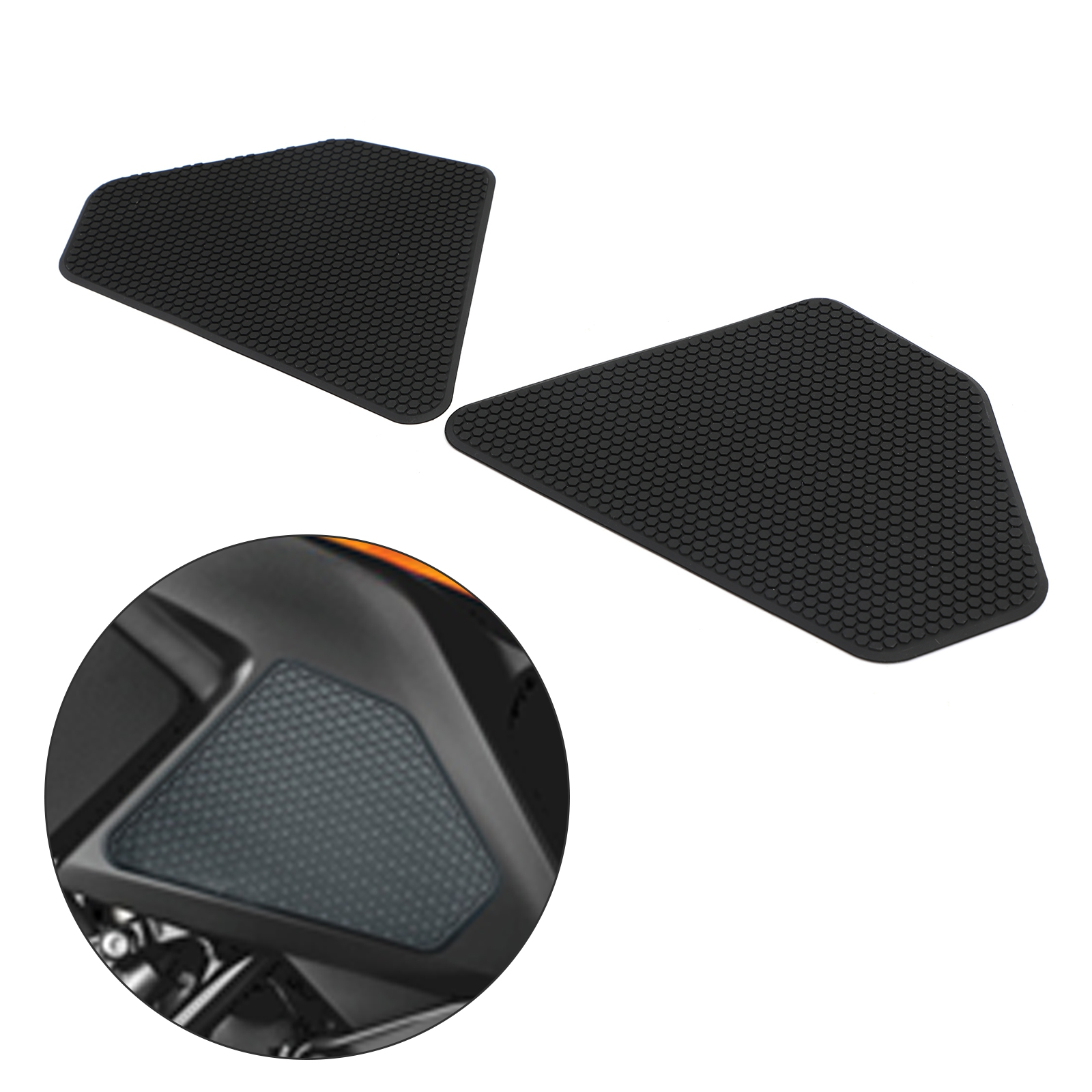 Artudatech Tank Traction Grips Boot Guard <font><b>Stickers</b></font> for KTM 1290 Super Adventure R S T <font><b>Duke</b></font> 690 Motorbike Accessories image