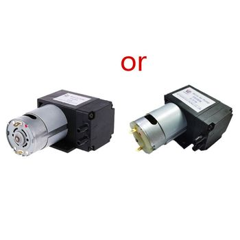 12V Mini pompa próżniowa 8L min wysokociśnieniowa pompa membranowa ssąca z uchwytem tanie i dobre opinie NONE Other Elektryczne CN (pochodzenie) wysokie ciśnienie Standardowy WODA Vacuum Pump