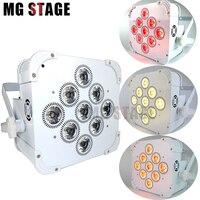 Charing Flight Case Road Case For 9X18W DMX Wireless Battery LED Par Light Stage Projector Lighting DJ LED Uplight