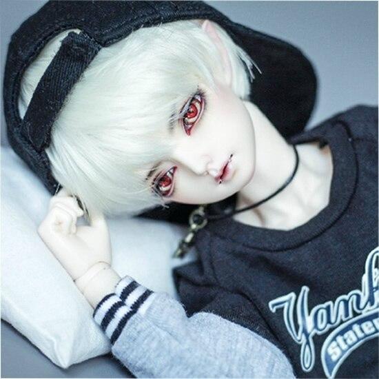 Bjd Doll Sd Doll 4 Points Male Woosoo Elf Ears Free Eyeballs