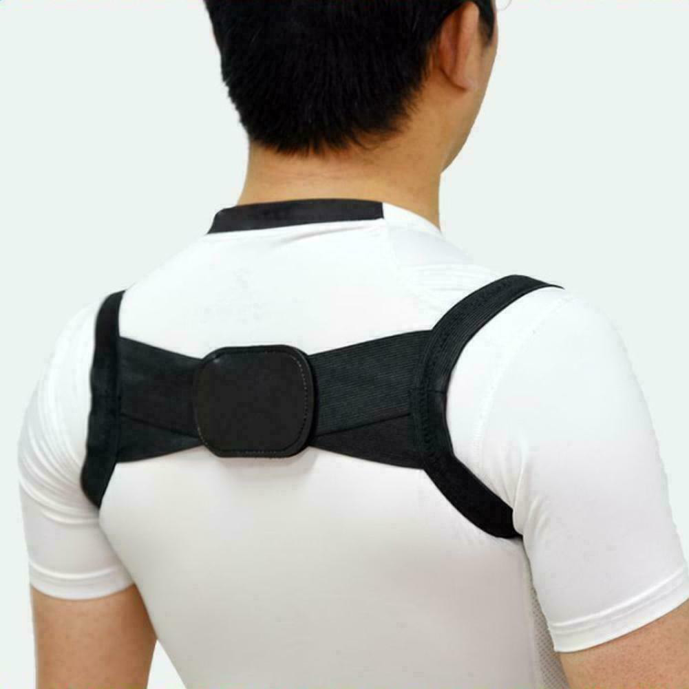 Women Men Adults Kids Thin Adjustable Back Correction Belt Prevent Lanky Invisible Pain Relief Spine Posture Orthotic Protective
