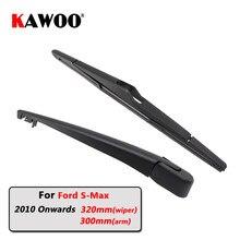 Kawaio – balai d'essuie-glace arrière de voiture, bras d'essuie-glace pour Ford, pour hayon (à partir de 2010), 320mm