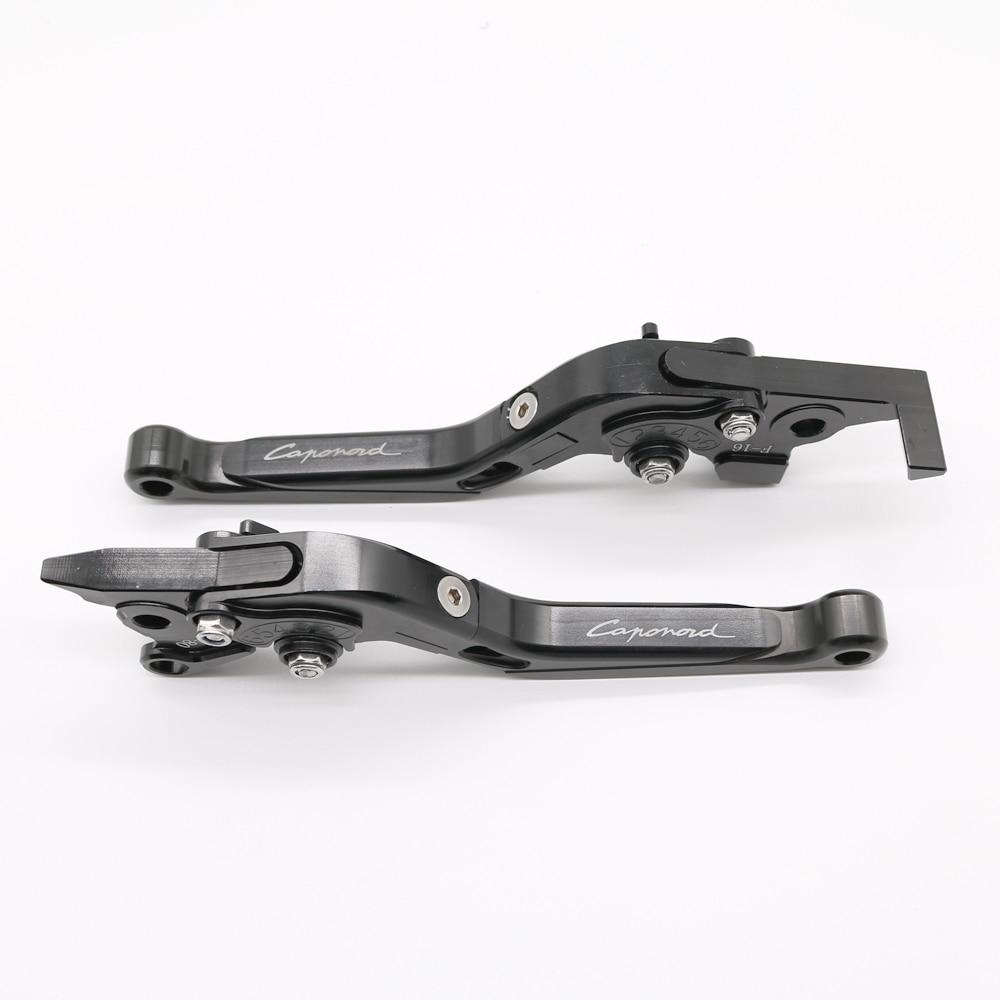 CNC Extendable Brake Clutch Levers For Aprilia TUONO V4R V4 Factory 2011-2016
