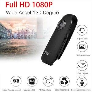 Mini Dash Cam Camcorder HD 108