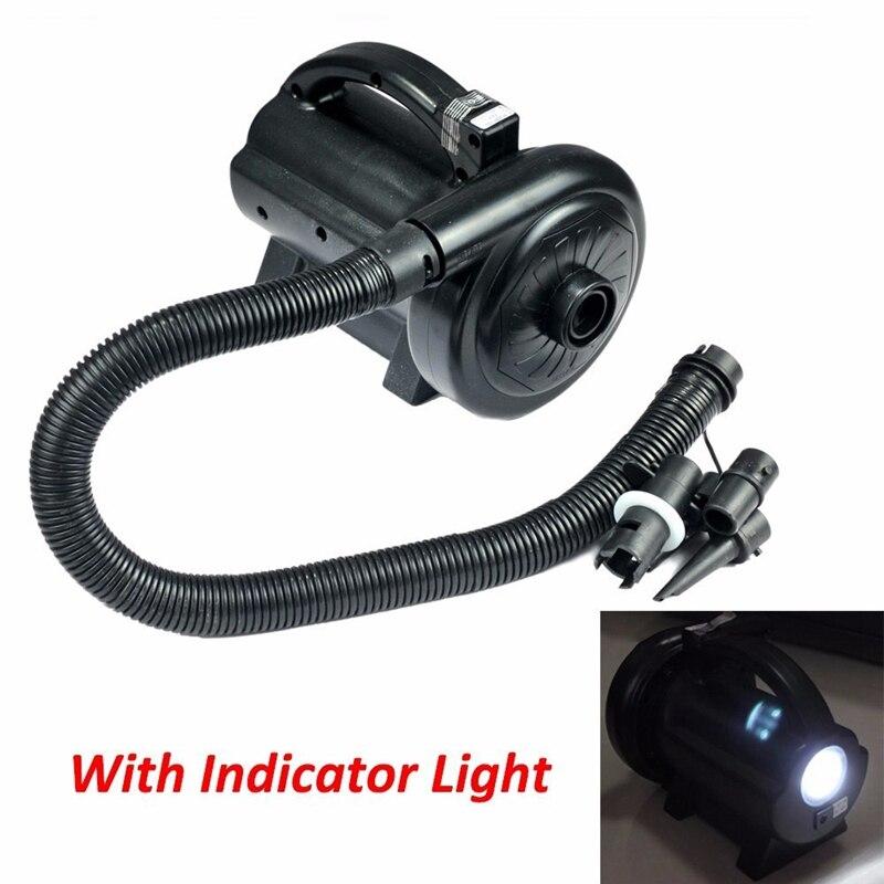 Compressor de Ar indicador LED Plug UE