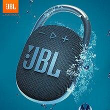 Original JBL CLIP 4 Bluetooth Portable Speaker Subwoofer Outdoor Speaker Mini Speaker IP67 Dustproof And Waterproof