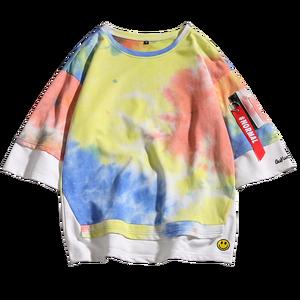 Image 5 - T חולצה גברים Harajuku Streetwear אופנת מצחיק Tshirt גברים T חולצה חצי שרוול היפ הופ חולצה גברים קיץ 2020