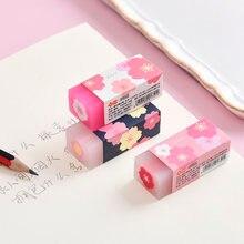 1 шт резиновые ластики для карандашей colorfu fruitsl школьные