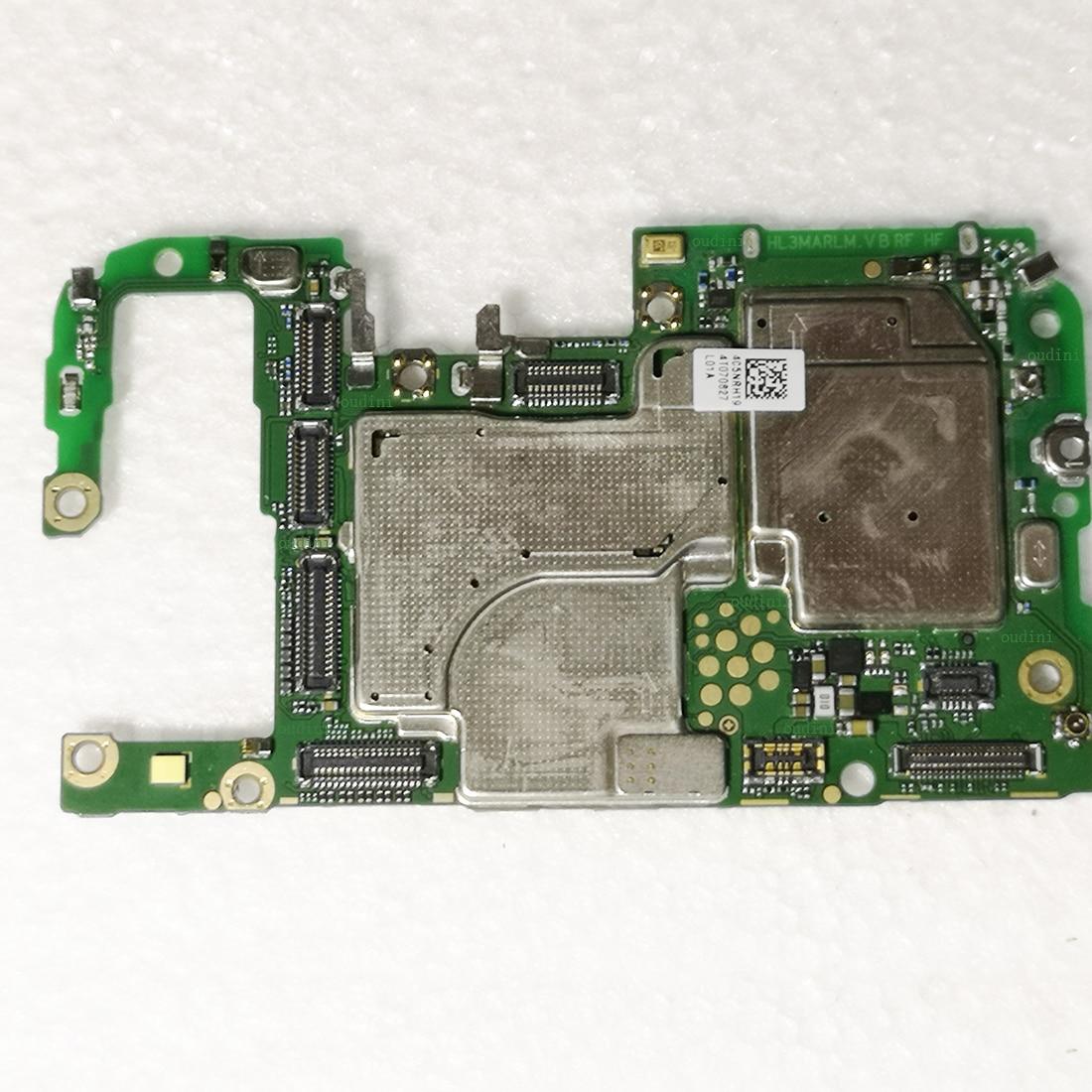 TIGENKEY Original Unlocked For Huawei P30 Lite Motherboard Global Version MainBoard