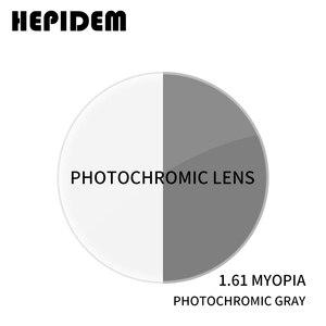 Image 5 - 1.56 1.61 1.67 (SPH  0.50 ~ 8.00) 포토 크로 믹 처방 CR 39 수지 비구면 안경 렌즈 근시 선글라스 렌즈 렌즈