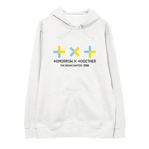 Women Hoodie TXT Chapter Thin Should Combination Aid Related-Products The-Dream Star