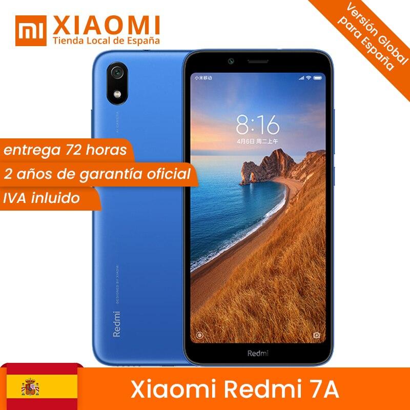 En Stock! Version globale Xiaomi Redmi 7A 7 2 GB 16 GB/32 GB Smartphone 5.45
