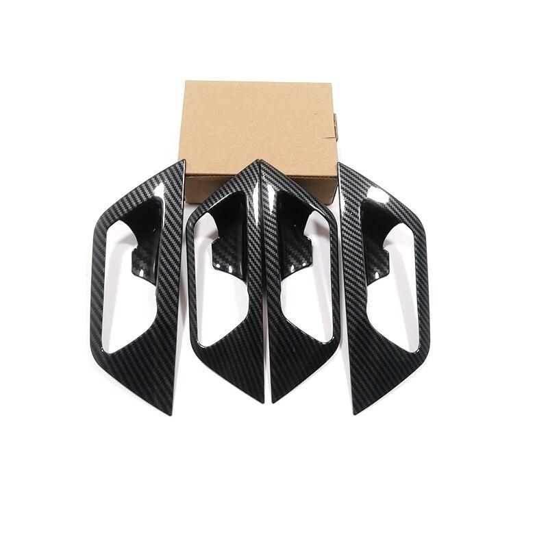 Купить abs матовый/выхлопной трубы из углеродного волокна для peugeot