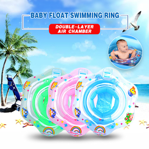 2020 Baby Swimming Ring Seat Toddler Circle Kids Bathing Inflatable Ring Toys Baby Pool Float Outdoor Children Swim Accessories