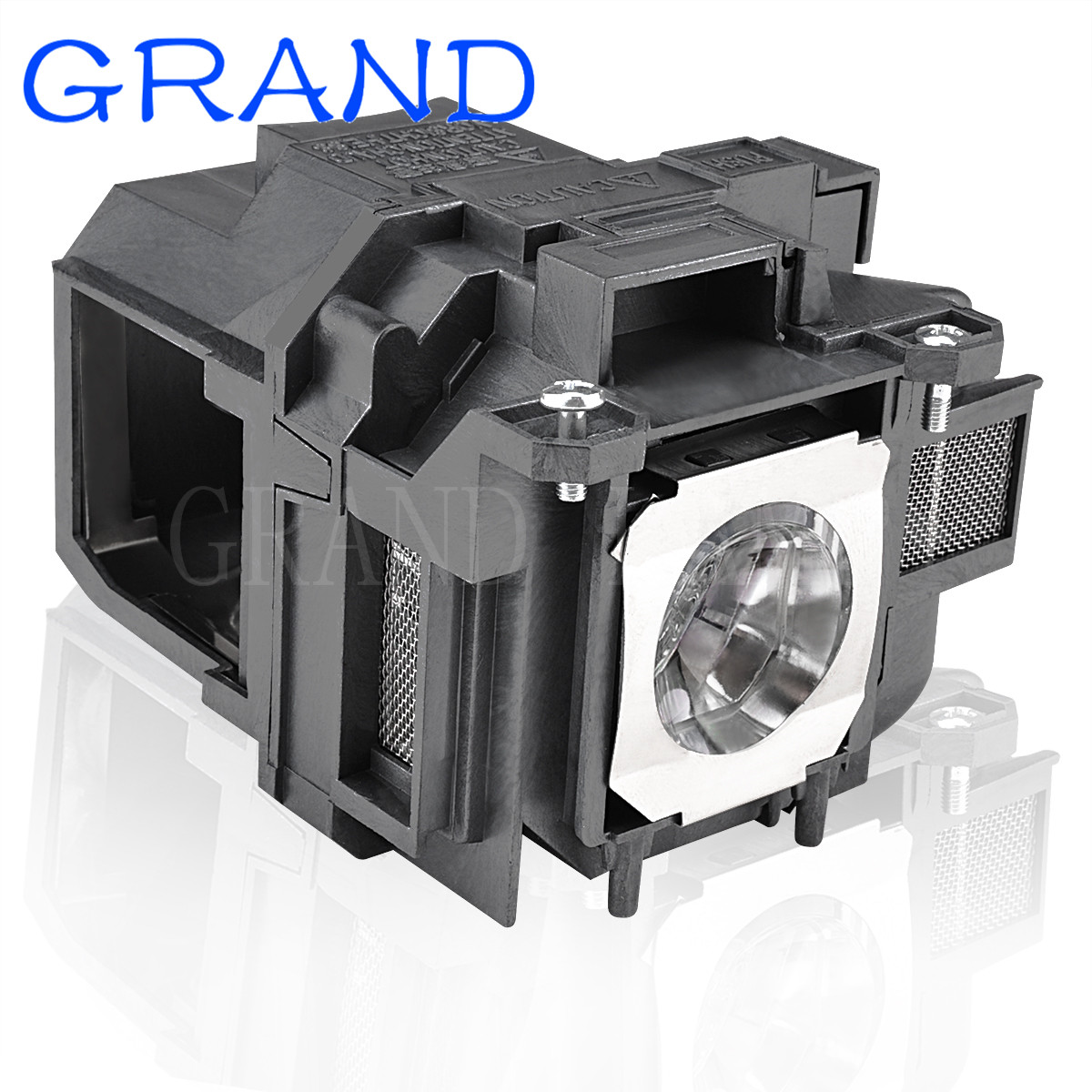 Replacement Projector Lamp Bulb ELPLP87 V13H010L87 For CB-530 CB-535W CB-536Wi EB-C745XN CB-575W PowerLite 520, 525W, 530